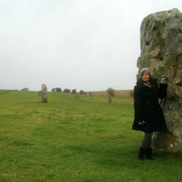 Alien Map or Prehistoric Relic? The Avebury Stone Circle