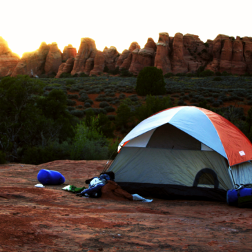 5 Things to Bring While Desert Camping