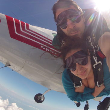 Miami Skydiving Center : I Jumped !